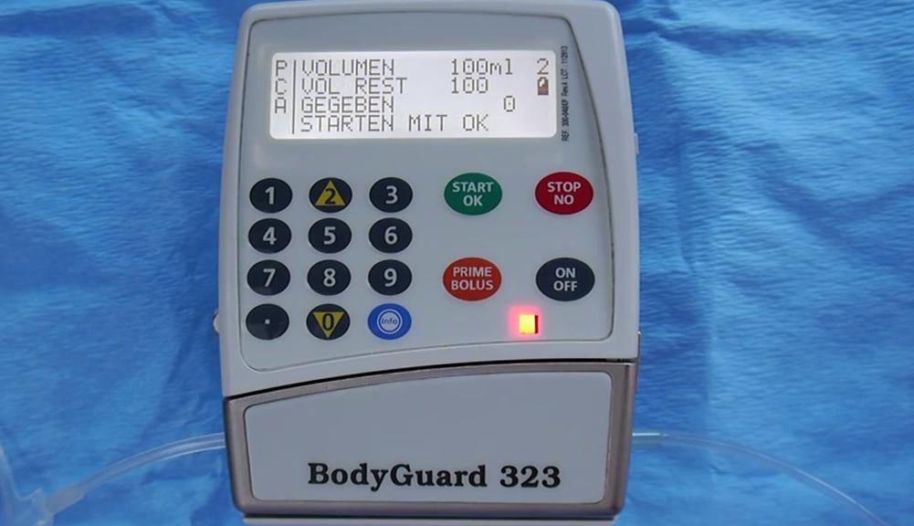 BodyGuard 323