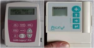 PCA-Pumpen - CADD-Legacy PCA und Pega Plus