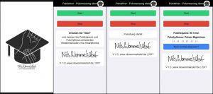 Pulslehrer - Pulsmessung üben (Android App Screenshots)