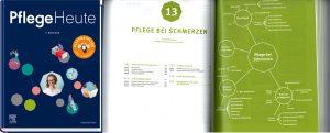 Pflege bei Schmerzen in: Pflege Heute. Elsevier (Urban & Fischer) Verlag