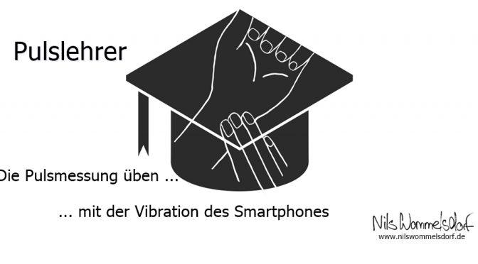 App: Pulslehrer – Pulsmessung üben