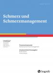Schmerz und Schmerzmanagement 04-17 Palliatives Schmerzmanagement Cover (Fischer Verlag)