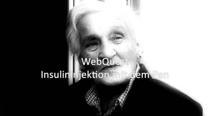 WebQuest Insulin Pen