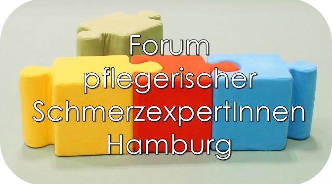 Forum pflegerischer Schmerzexperten Hamburg
